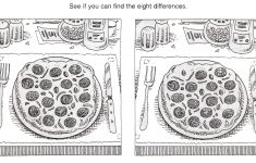 Free+Printable+Spot+The+Difference+Puzzles | Hg | Spot The   Printable Spot The Difference Puzzle