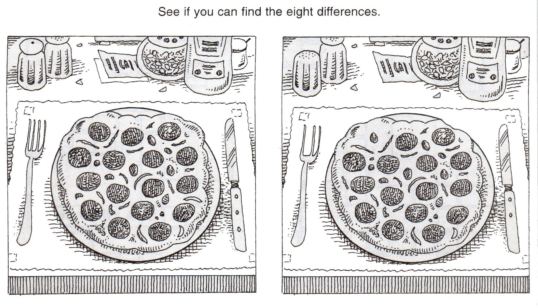 Free+Printable+Spot+The+Difference+Puzzles | Hg | Spot The - Printable Spot The Difference Puzzle