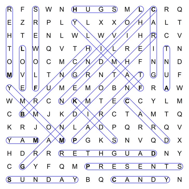 Printable Puzzle For 8 Year Old