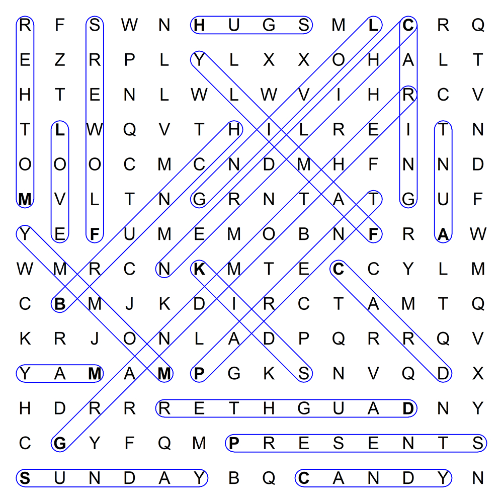 Fun & Free Printable Mother's Day Word Search - Thanksgiving - Printable Puzzle For 8 Year Old