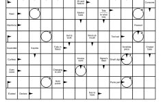 Games And Puzzles | Tribune Content Agency   Printable Telegraph Crossword
