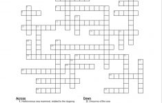 Games/puzzles – Ocean Crusaders   Printable Ocean Crossword Puzzles