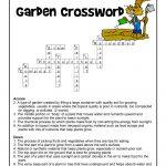 Garden Curriculum Crossword Answers | Woo! Jr. Kids Activities   Printable Gardening Crossword Puzzle