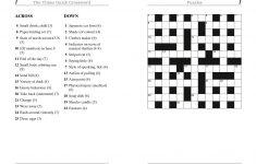 Golf Term Crossword Clue Elegant The Times Quick Crossword Book 19   Printable Quick Crossword