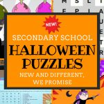 Halloween Activities For Middle School   Reading | Today's Schools   Printable Halloween Puzzles For Middle School