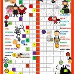 Halloween Crossword Puzzle | Halloween | Halloween Crossword Puzzles   Printable Crossword Puzzles Halloween