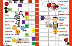 Halloween Crossword Worksheet   Free Esl Printable Worksheets Made   Halloween Crossword Puzzles For Adults Printable