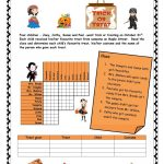 Halloween Logic Puzzle Worksheet   Free Esl Printable Worksheets   Printable Halloween Puzzle