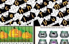 Halloween Puzzles Preschool Activity Pack   Fun With Mama   Printable Puzzles Preschool