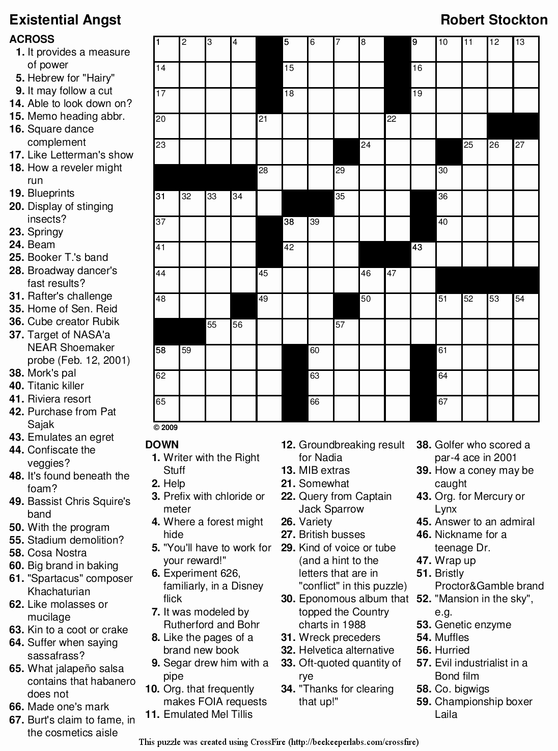 Hard Crossword Puzzles Printable And 8 Best Of Printable Difficult - Printable Crossword Puzzles Difficult