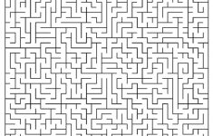 Hard Mazes | Puzzles And Games | Maze Puzzles, Printable Mazes, Maze   Printable Puzzles Mazes