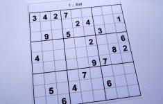 Hard Printable Sudoku Puzzles 2 Per Page – Book 1 – Free Sudoku Puzzles   Printable Sudoku Puzzles 1 Per Page