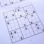 Hard Printable Sudoku Puzzles 6 Per Page – Book 1 – Free Sudoku Puzzles   Printable Sudoku Puzzles 1 Per Page