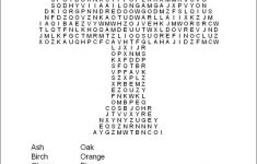 Hard Printable Word Searches For Adults | Free Printable Word Search – Printable Puzzles Hard