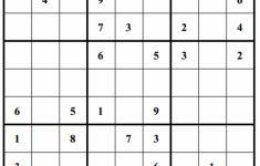 Hard Puzzle | Free Sudoku Puzzles | Printable Sudoku 4 Per Page   Printable Sudoku Puzzles 4 Per Page
