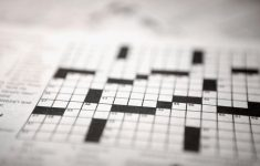 History Of The Crossword Puzzle   Universal Daily Crossword Puzzle Printable