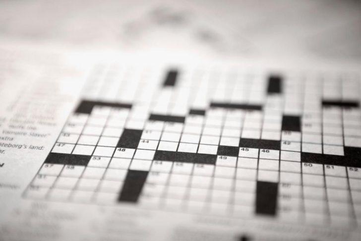 Universal Daily Crossword Puzzle Printable