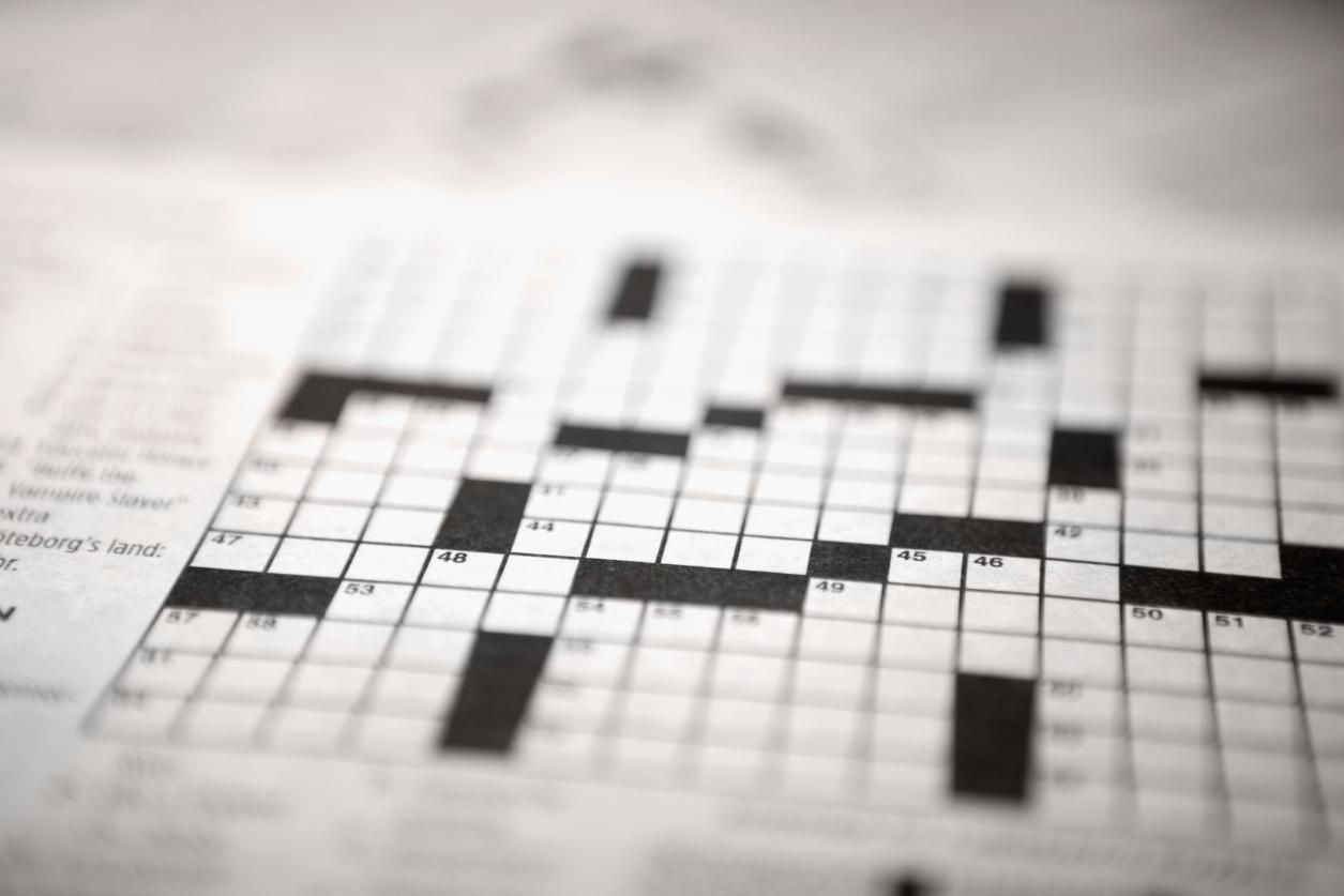 History Of The Crossword Puzzle - Universal Daily Crossword Puzzle Printable