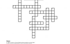 How Much Do You Know About Our U.s. Presidents?   Learning Liftoff   Presidents Crossword Puzzle Printable