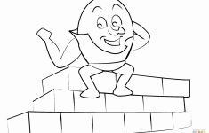 Humpty Dumpty Coloring Page   Free Printable Coloring Pages   Printable Humpty Dumpty Puzzle