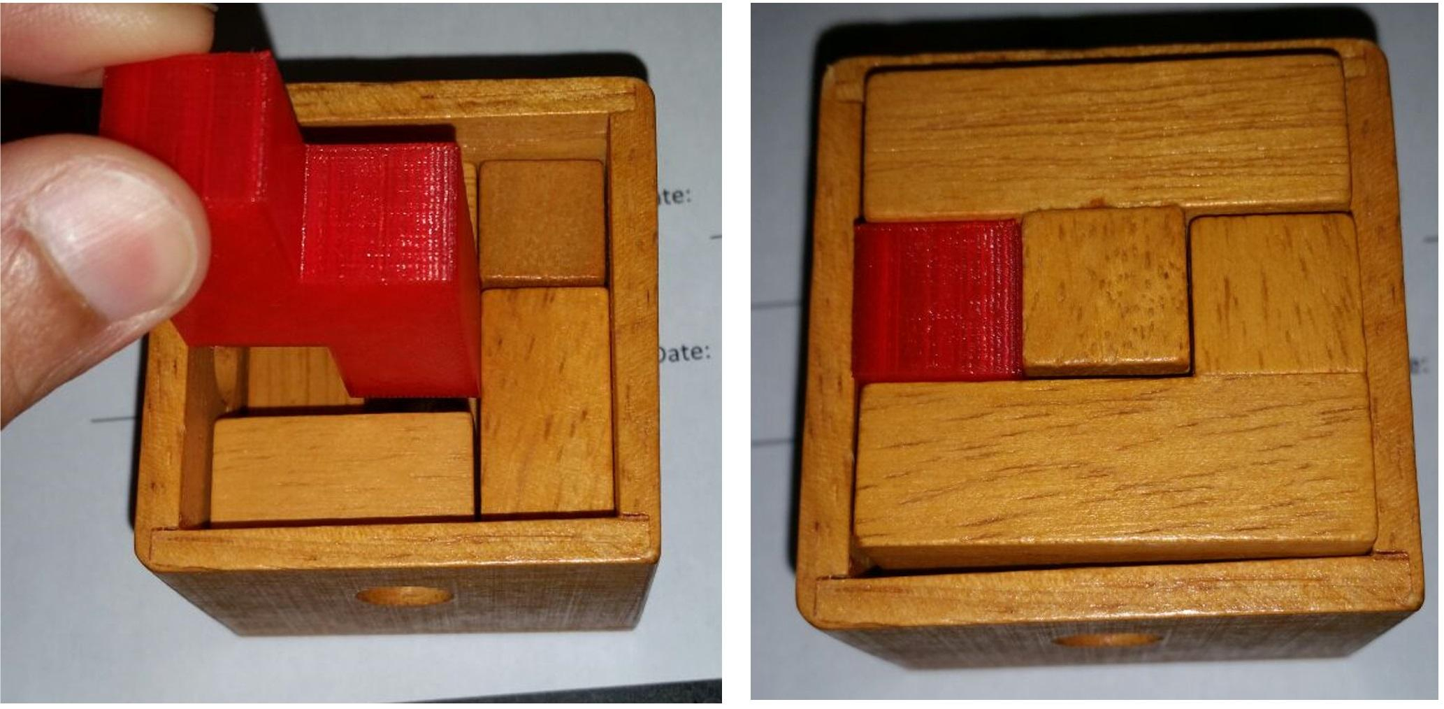 I 3D Printed This Missing Puzzle Piece : Pics - Print Missing Puzzle Piece