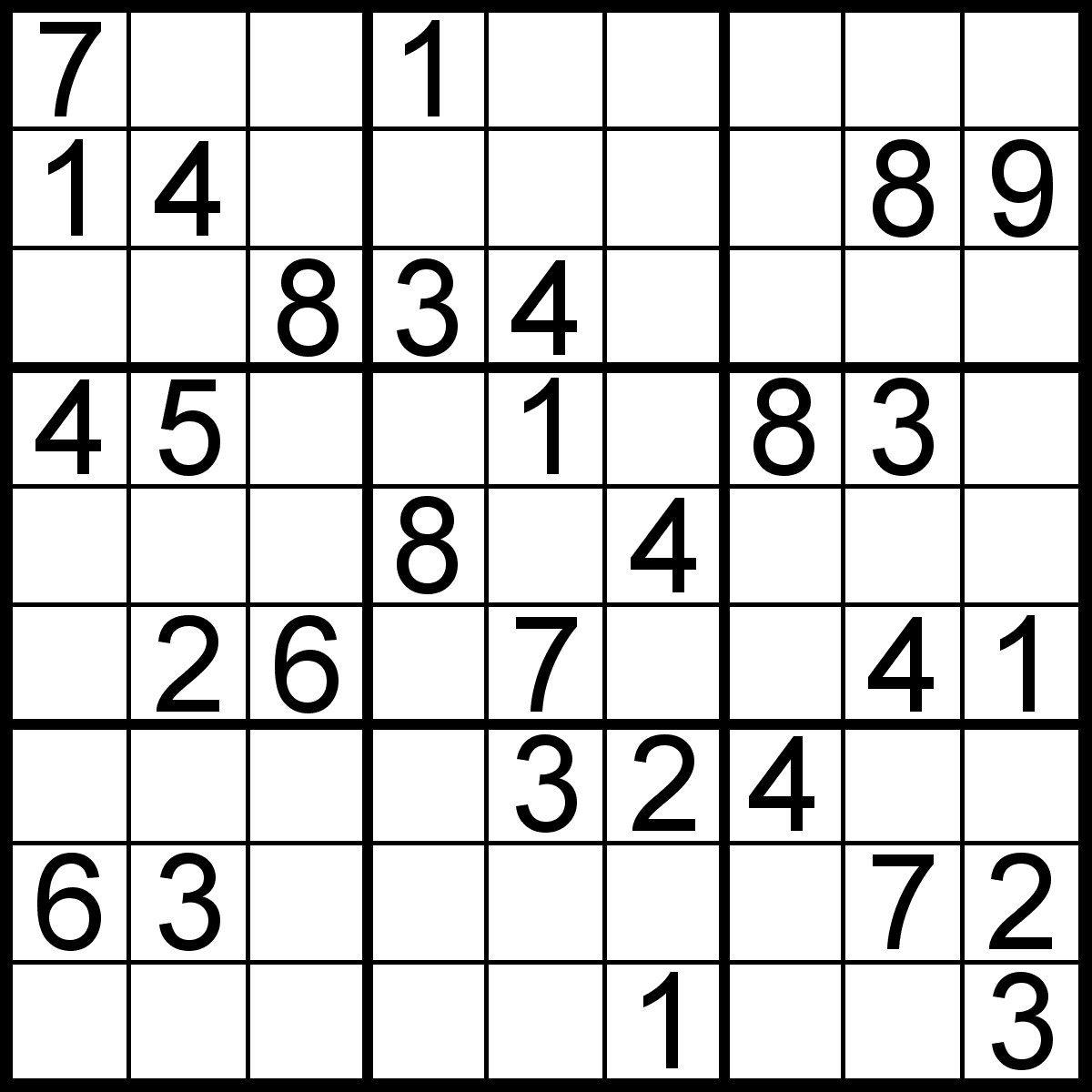 Images: Free Printable Sudoku Puzzles 6X6, - Best Games Resource - Sudoku Puzzles Printable 6X6