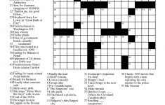 Images: Play Free Easy Crossword Puzzles,   Best Games Resource   Crossword Puzzles Printable 1980S