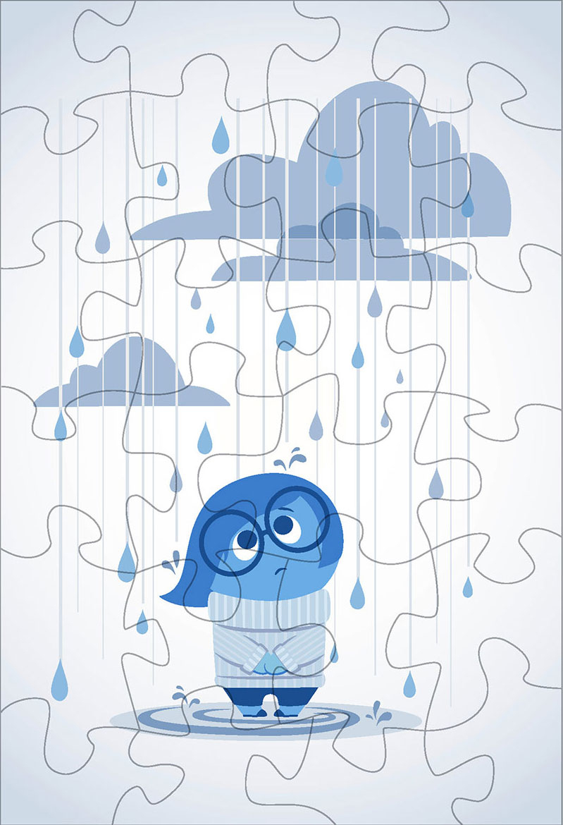 Inside Out Printable Puzzles | Disney Family - Printable Disney Puzzles