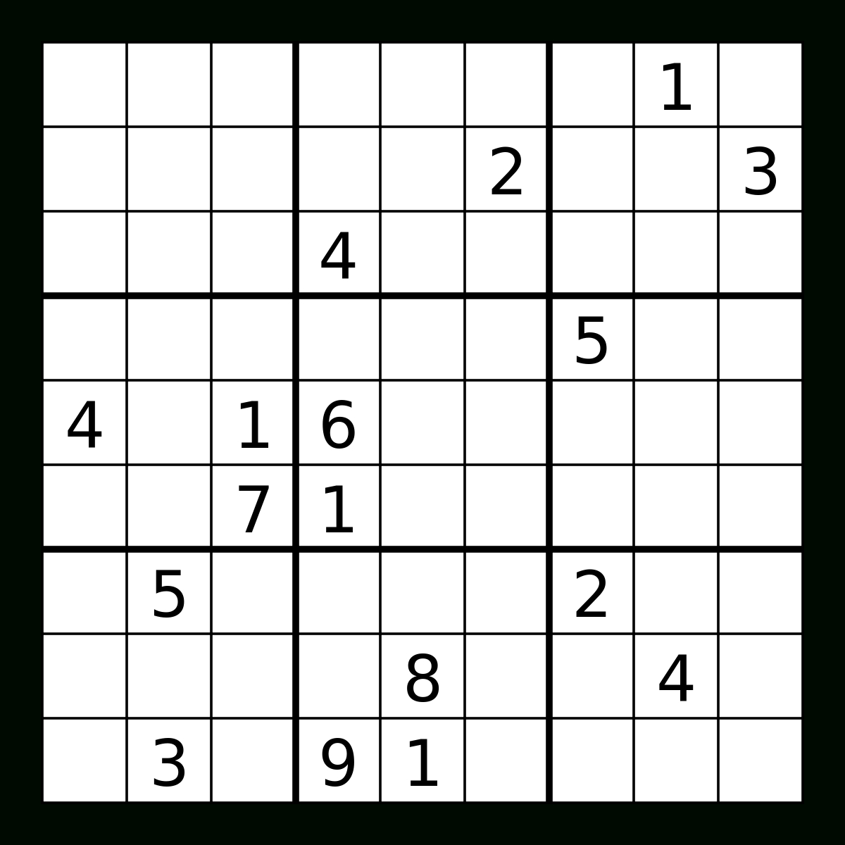Is A 'legit' Sudoku Puzzle Supposed To Be Symmetrical? - Puzzling - Printable Sudoku Puzzles Easy #2