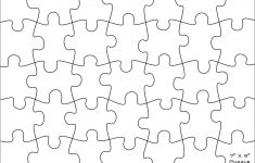 Jigsaw Pattern Templates. I Know I Want To Use It, But I Don't Know   Printable Jigsaw Puzzle Paper