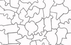 Jigsaw+Puzzle+Template+Printable | Vector | Free Printable Puzzles   Printable Jigsaw Puzzles Template