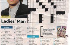 John Mayer   People Magazine Crossword I Love Doin People Magazine   Printable People Magazine Crossword Puzzles