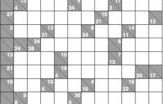 Kakuro 1568 Hard | Life And Style | The Guardian   Printable Kakuro Puzzles Hard