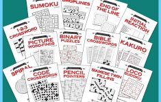 Kappa Puzzles – The Leading Publisher Of Puzzle Magazines   Printable Puzzles For Inmates