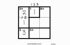 Kenken Puzzle Related Keywords & Suggestions   Kenken Puzzle Long   Printable Kenken Puzzles 3X3
