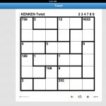 Kenken Puzzles Are My Favorite (That And Zupelz) | Math | Puzzle   Printable Kenken Puzzles