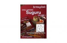 Krazydad Challenging Suguru Volume 1: 300 Insanely Addicting Puzzles   Printable Suguru Puzzles