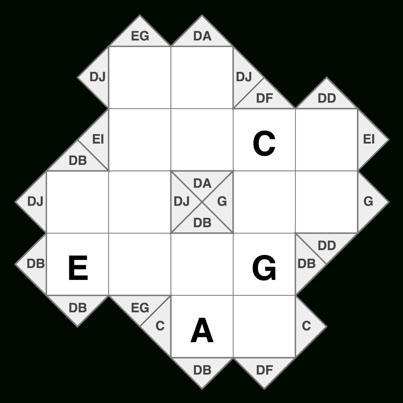 Krypto Kakuro Puzzleskrazydad - Printable Puzzles Kakuro