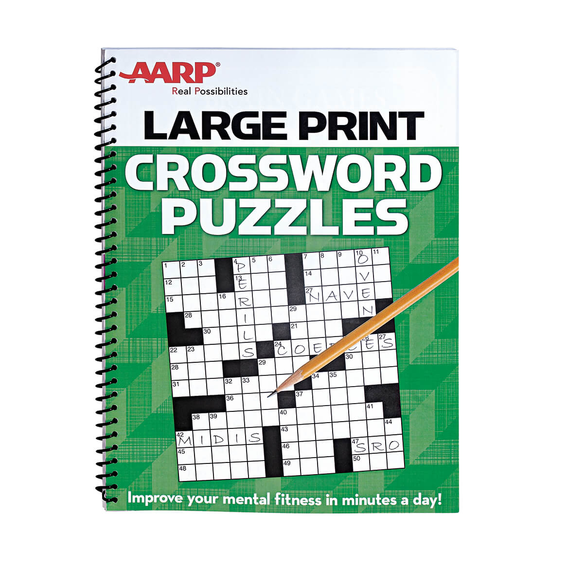 Large Print Crossword Puzzles - Crossword Puzzles - Miles Kimball - Large Print Crossword Puzzles Visually Impaired