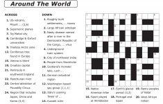 Large Print Crosswords Magazine   Lovatts Crossword Puzzles Games   Large Print Crossword Puzzle Subscription