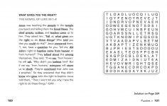 Large Print Puzzles For Seniors   M3U8   Print Giant Puzzle