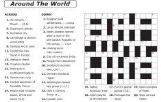 Large Print Puzzles For Seniors | M3U8   Print Giant Puzzle