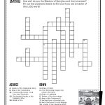 Lego® Printables And Activities | Brightly   Printable Lego Crossword Puzzle