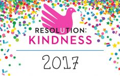 Let's Make 2017 The Year Of Being Kind   Printable Numbrix Puzzles Parade