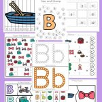 Letter B Preschool Printable Pack | Toddler Activities | Letter B   Letter B Puzzle Printable
