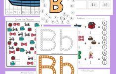 Letter B Preschool Printable Pack | Toddler Activities | Letter B   Letter B Puzzle Printable