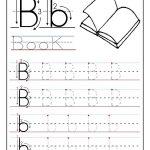 Letter B Worksheets For Preschoolers | Printable Letter B Tracing   Letter B Puzzle Printable