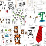 Letter T Worksheets For Preschool And Kindergarten   Fun With Mama   Letter T Puzzle Printable