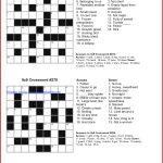 Luxury Puzzles To Print | Cobble Usa   Usa Printable Crossword Puzzles