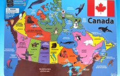 Map Of Canada Puzzle Printable   Capitalsource   Printable Puzzle Map Of Canada